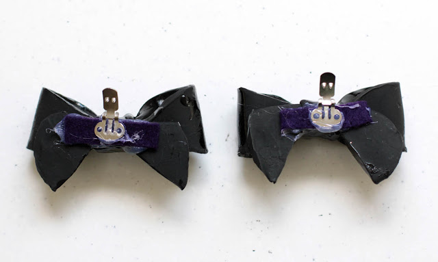 Polymer Clay Shoe Clips