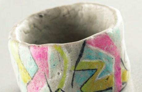Resin Clay Bracelet