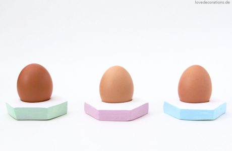 Polymer Clay Egg Holders