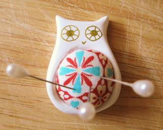 Pincushion Owls