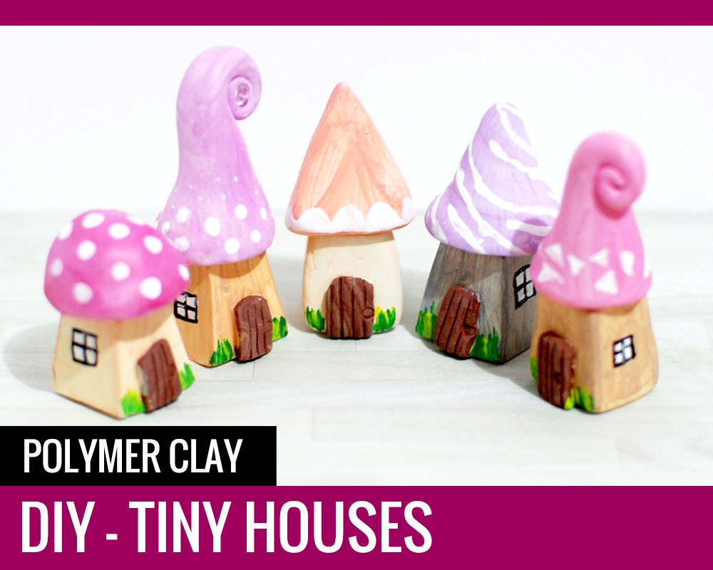 Tiny Houses in Clay
