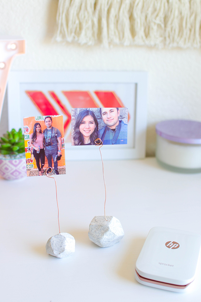 DIY Photo Holder