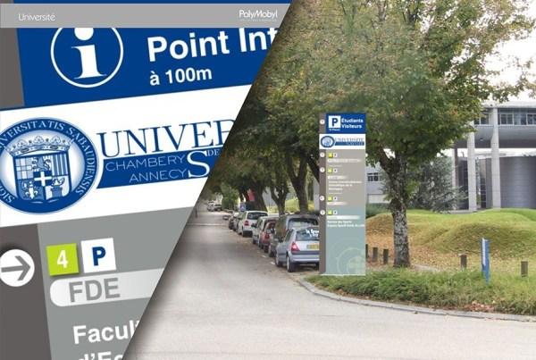 Université de Savoie (Chambéry, France)