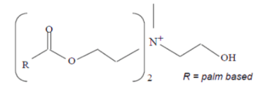 Dialquil Ester amônio metil sulfato