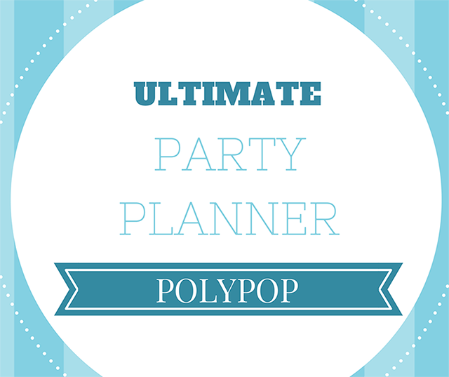 Ultimate Party Planner Polypop