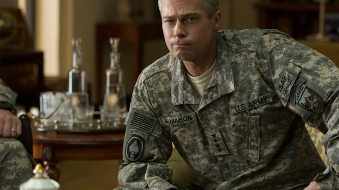 General McMahon ist von seiner eigenen Großartigkeit fest überzeugt (Foto: © Francois Duhamel / Netflix)