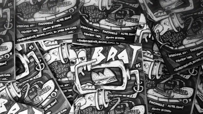 Brot #5 Fanzine