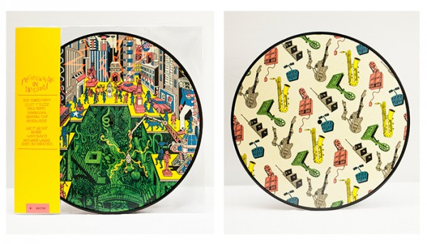 Pre Order Architecture In Helsinki Places Like This Picture Disc Polyvinyl Records
