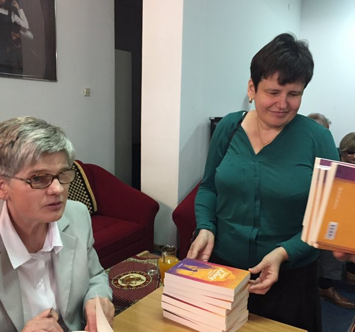 Pierwsza promocja książki