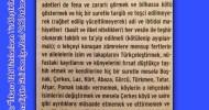 """İskana Tabi Tutulanların Türkleştirilmesi: 1930 yılında İçişileri Bakanlığı tarafından yayınlanan gizli bir genelde aydınlatıcı bir nitelik taşımaktadır. Genelge : """"Yabancı lehçelilerin anadilerini türkçe kılınmak suretiyle Türk camiasına kazandırılması,valilerin sorumluluğuna tevdi […]"""