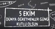 """–OCTOBER 5, 2011 Çünkü… Binlerce öğretmeni cezaevlerine gönderen, işkenceden geçiren, sürgün eden… …Dönemin en etkili öğretmenler örgütü TÖB-DER'i kapatan 12 Eylül Rejimi alay eder gibi 24 Kasım'ı 1981 yılında """"Öğretmenler […]"""