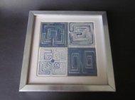 Temma Gentles Four Labyrinth Tallit Corners