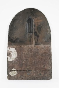 Large slate, Clyde Olliver