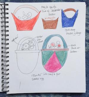 baskets sketchbook 2