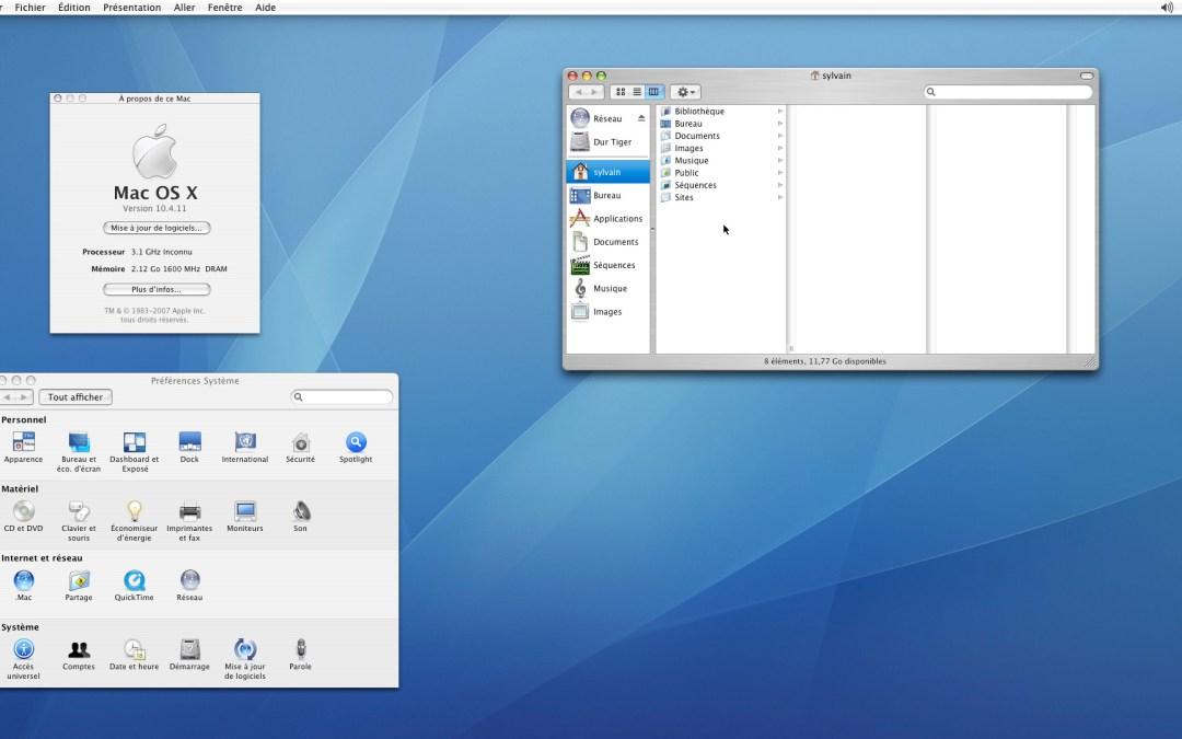 Installer toutes les versions de Mac OS X / macOS dans VirtualBox en 2020