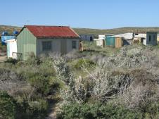 Quobba fishermens holiday huts