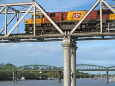 Bundaberg rail bridge