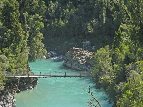 Clutha River Haast Pass
