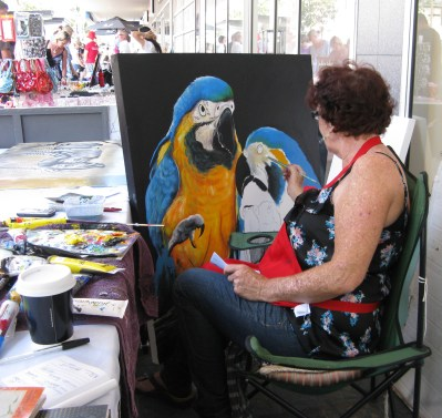 Artist Townsville Markets