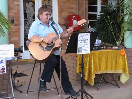 Waltzing Matilda concert