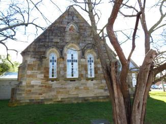 Richmond Congregational church