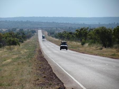 Barkly Barkly Highway
