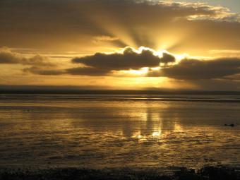 sunrise Robuck Bay