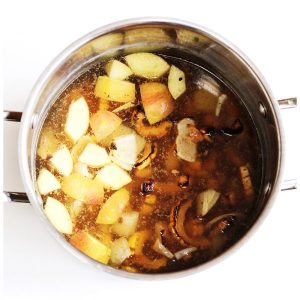 Roasted Delicata Squash Soup