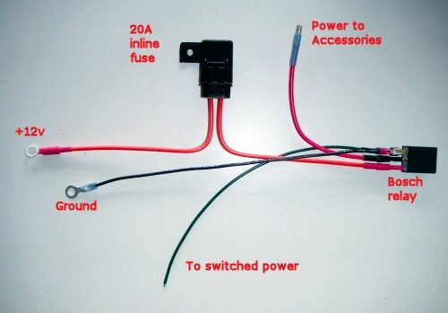 Tech Tips From Capp's Hot Rods: Why Use A Relay?