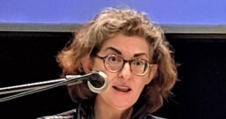 Maite Pagaza, el futuro de Europa y la sociedad civil