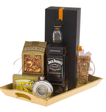 Father's Day Liquor Basket Sale