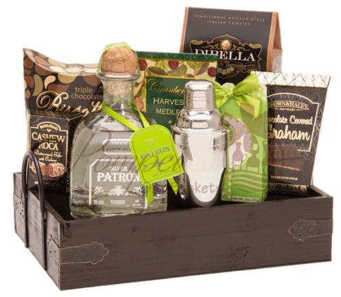 Custom Liquor Gift Baskets NY