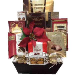 Chocolate Heavens Gourmet Gift Basket, Chocolate Baskets NJ, Chocolate Gifts NJ, Chocolate Gift baskets NY, Free Delivery Gift Baskets NJ, Free Delivery Gift baskets TX