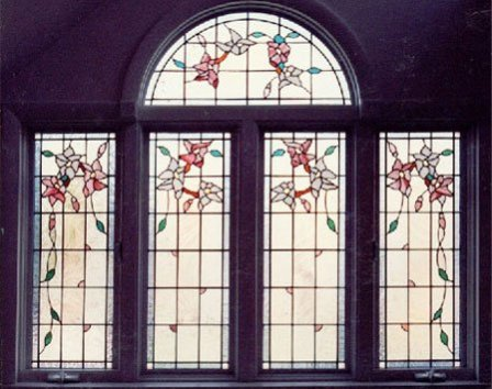 Stained Glass Traditional Window Designs
