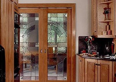 Contempory Designs in Stained Glass