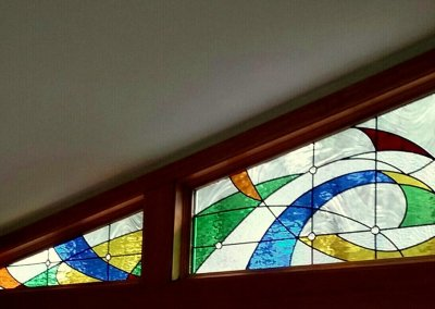 Andersen Stained Glass Insert