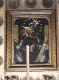 Obraz Matki Bożej Pompejańskiej