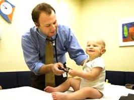 Dziecko w klinice