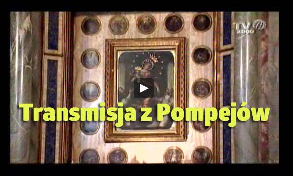 Transmisja z Pompejów