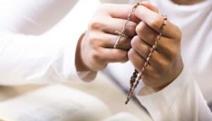 Joanna: Pomoc od Matki Bożej