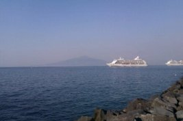 Widok na Capri