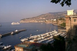 …na port w Sorrento