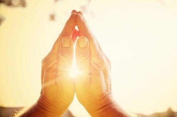 Tylko ja: Wytrwała modlitwa