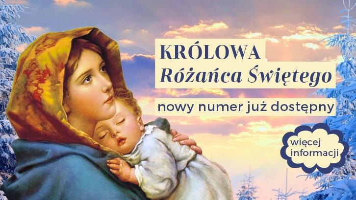 """Nowy numer """"Królowej Różańca Świętego"""" dostępny!"""