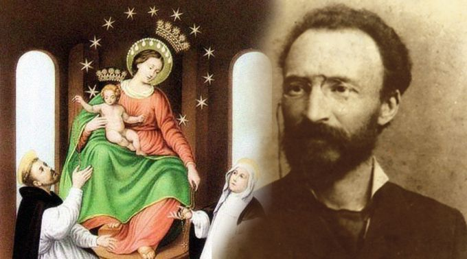 Bartolo Longo Matka Boża Pompejańska