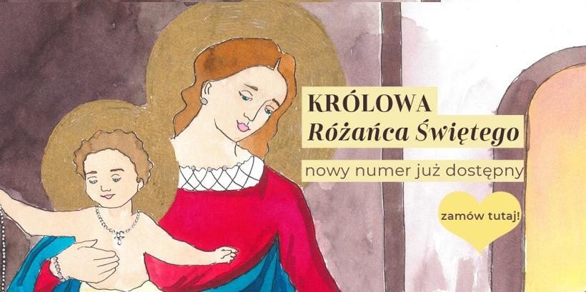 """Już jest nowy numer """"Królowej Różańca Świętego"""""""