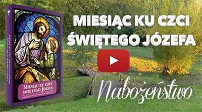 Miesiąc ku czci św. Józefa - nabożeństwo internetowe