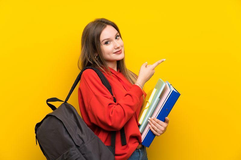 Kasia: Dostanie się do wymarzonej szkoły