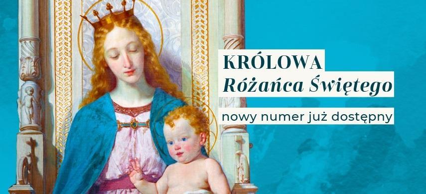 """""""Królowa Różańca Świętego"""" numer 42"""