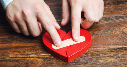 Serce i miłość